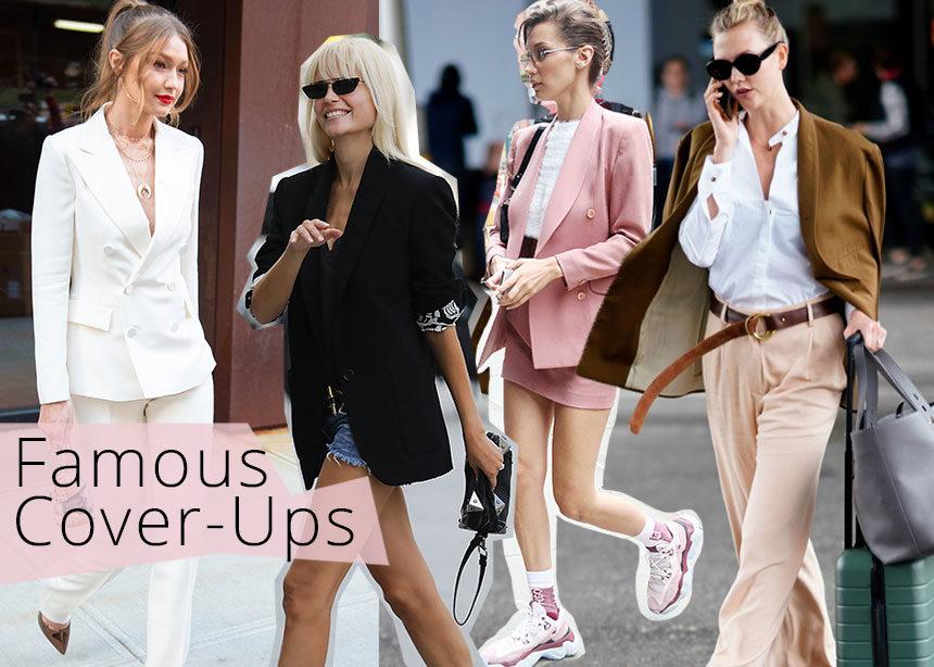 8+1 φρέσκοι τρόποι να φορέσεις ένα σακάκι σύμφωνα με τις διάσημες!   tlife.gr