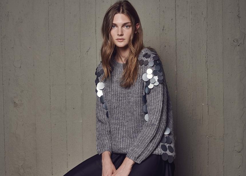 Πλεκτά τοπ και ζακέτες για να νιώθεις stylish και cozy τη νέα σεζόν ... aff9ac8ced4