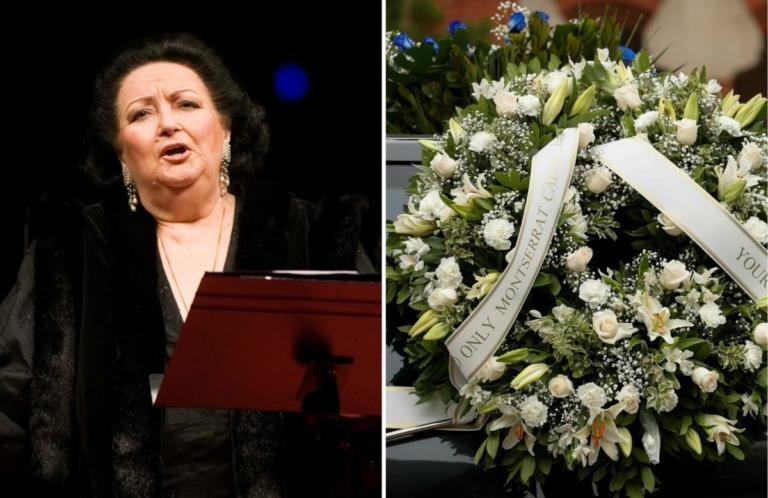 Μονσερά Καμπαγιέ: Τελευταίο χειροκρότημα στην ντίβα της όπερας [pics] | tlife.gr