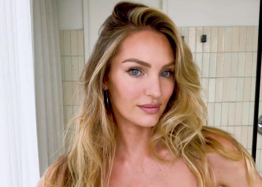 Candice Swanepoel: αν σου συμβαίνει το ίδιο σημαίνει πως φροντίζεις τέλεια την επιδερμίδα σου!   tlife.gr
