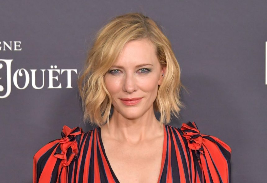 Cate Blanchett: Υπερασπίστηκε τους στρέιτ ηθοποιούς που υποδύονται LGBT χαρακτήρες | tlife.gr
