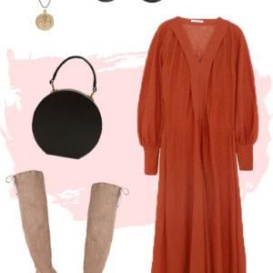 Το 70's φόρεμα