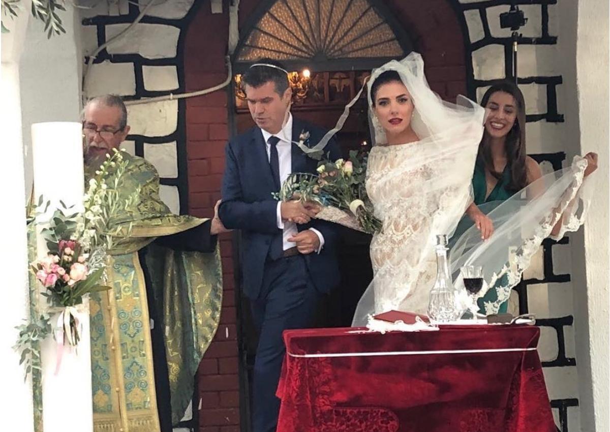 Μυστικός γάμος για την Φωτεινή Δάρρα!
