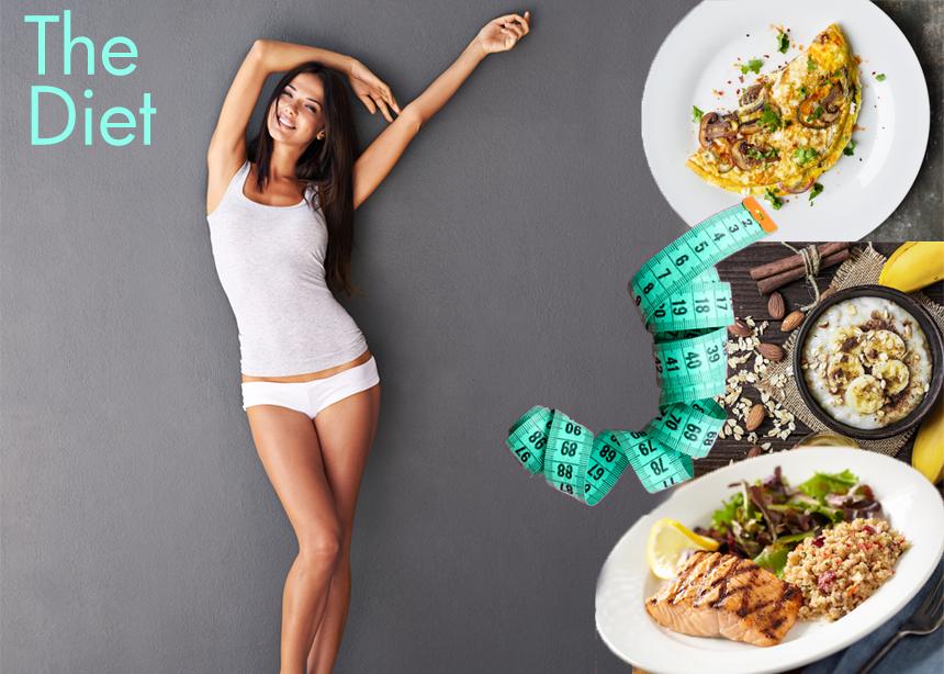 Γυμνάζεσαι; Η ιδανική δίαιτα για γράμμωση και απώλεια λίπους   tlife.gr