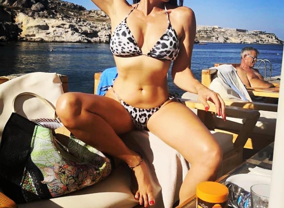 Γνωστή Ελληνίδα πήγε στην παραλία 27 Οκτωβρίου και το instagram… πήρε φωτιά! [pics] | tlife.gr