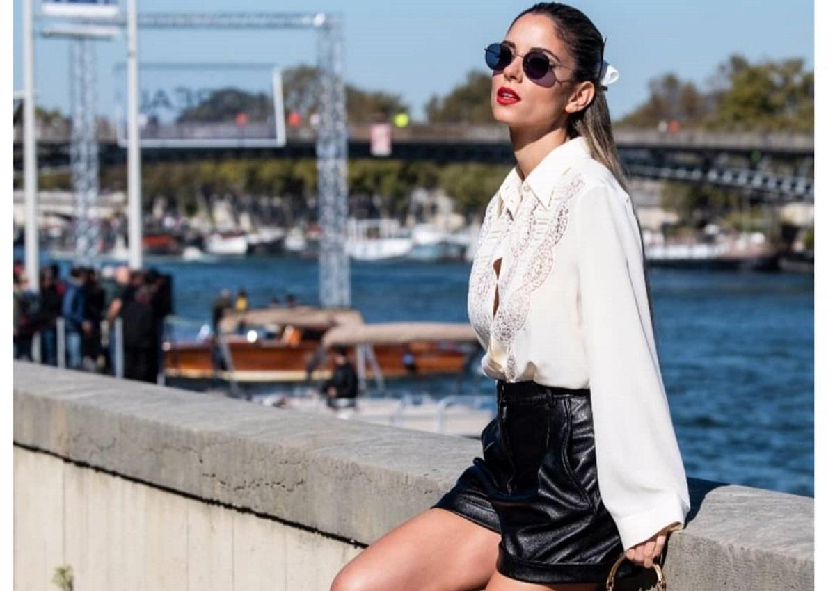 Δούκισσα Νομικού: Αναπολεί τις στιγμές της στο Παρίσι! [pics] | tlife.gr