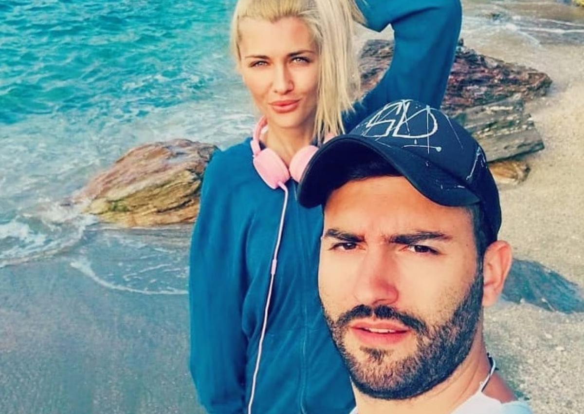 Θοδωρής Μισόκαλος: Η selfie με τη σύντροφό του και το δημόσιο «σ' αγαπώ»!   tlife.gr