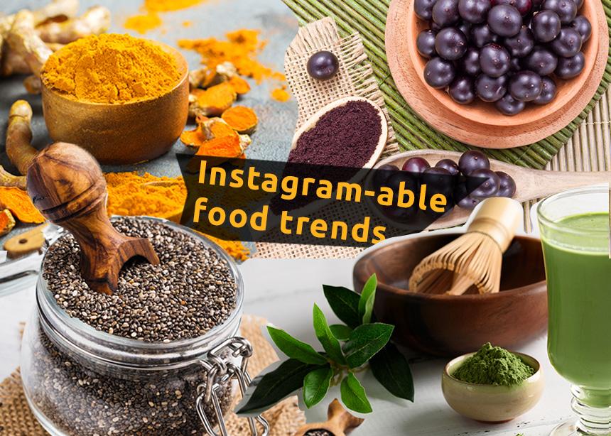 Acai, σπόροι chia, matcha και πολλά ακόμα food trends! Τελικά βοηθούν στο αδυνάτισμα; Όσα πρέπει να ξέρεις | tlife.gr