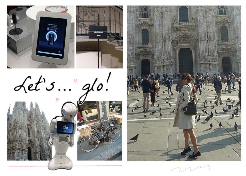 Στο Μιλάνο με το glo για να …ανοίξει ένας νέος κύκλος στις συνήθειές σου! | tlife.gr