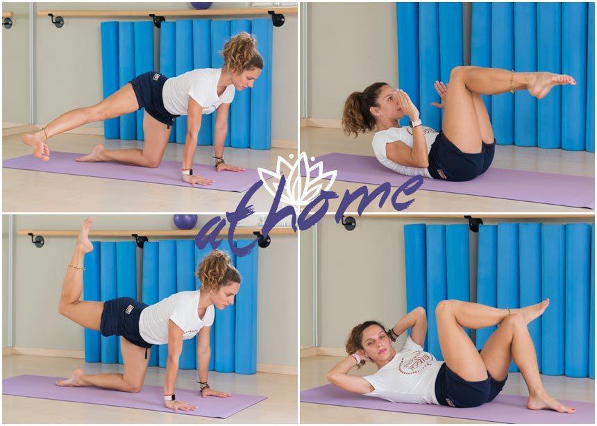 Γυμναστική στο σπίτι: Θα χρειαστείς μόνο 20 λεπτά για να γυμνάσεις γλουτούς και κοιλιακούς   tlife.gr