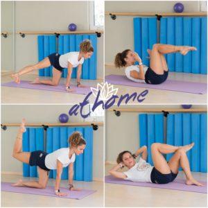 Ασκήσεις για γλουτούς και κοιλιακούς που διαρκούν 20 λεπτά