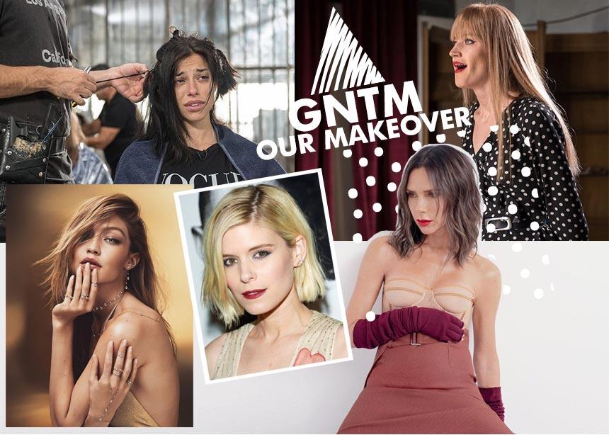 GNTM: πώς θα μεταμορφώναμε εμείς τα κορίτσια του Next Top Model!