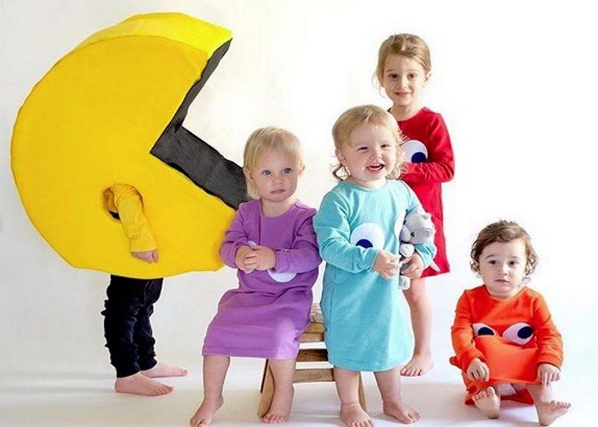 Αυτή η μητέρα ντύνει κάθε μέρα τα μικρά της με διαφορετικές στολές Halloween! | tlife.gr