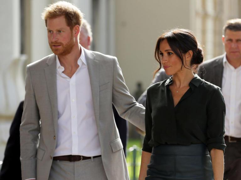 Τρόμος στον αέρα για τον Πρίγκιπα Χάρι και την Μέγκαν Μαρκλ! | tlife.gr