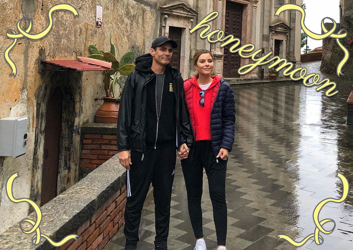 Μαρία Μενούνος – Kevin Undergaro: Το honeymoon στην Ιταλία και η άγνωστη ιστορία με την καταγωγή του γαμπρού που έφερε προβλήματα [pics] | tlife.gr