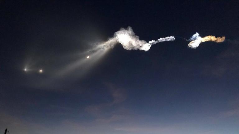 Διαστημικά «σκουπίδια» βγήκαν εκτός τροχιάς και έπεσαν σε φάρμα στην Καλιφόρνια! | tlife.gr