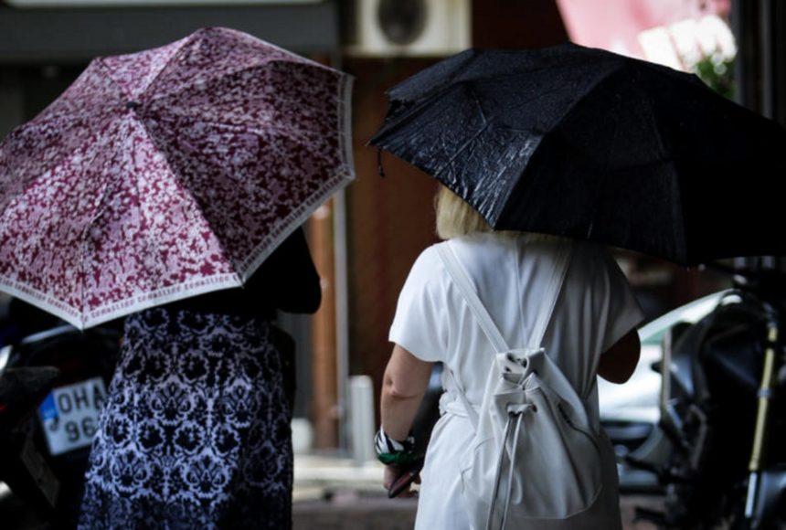Καιρός: Μπόρες και καταιγίδες από το απόγευμα | tlife.gr