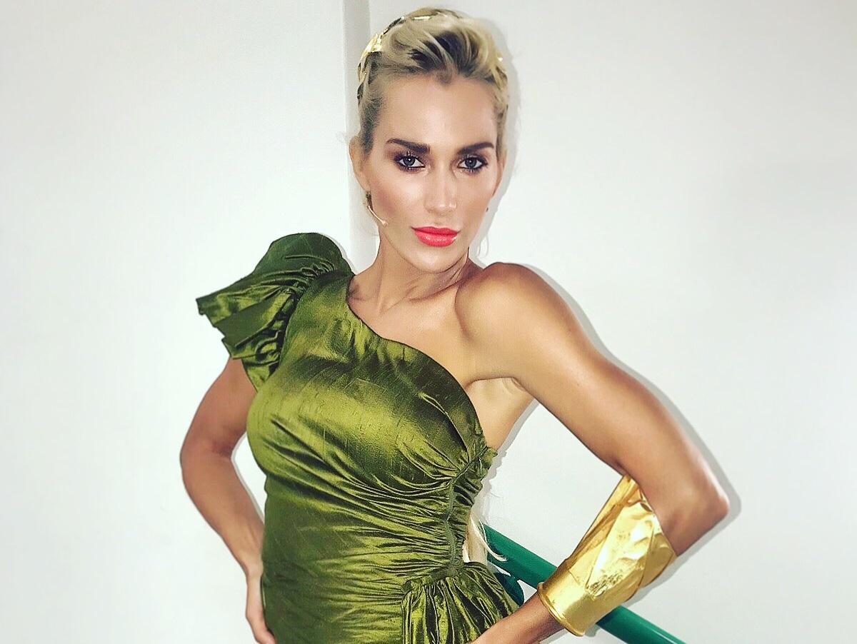 My Style Rocks: Η μεταμόρφωση της Βικτώριας Καρύδα σε αμαζόνα! Tο βραχιόλι ανεκτίμητης αξίας που φόρεσε [pics] | tlife.gr