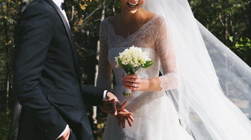 Το αγγελάκι της Victoria's Secret μόλις παντρεύτηκε τον αγαπημένο της! [pic] | tlife.gr