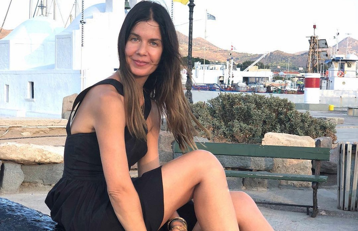 Κατερίνα Μουτσάτσου: Φθινοπωρινή απόδραση στην Αίγινα με την οικογένειά της! [pics] | tlife.gr