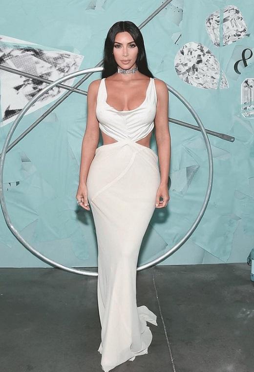 Η Kim Kardashian με Rick Owens | tlife.gr