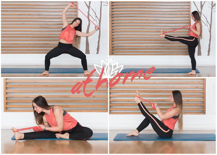 Γυμναστική με λάστιχο: Ασκήσεις για να κάψεις λίπος… ακόμα κι όταν είσαι σπίτι