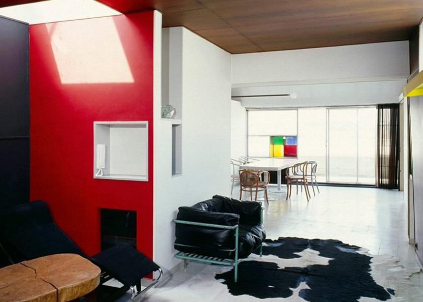 Το εμβληματικό διαμέρισμα του Le Corbusier στο Παρίσι ανοίγει ξανά τις πόρτες του για το κοινό | tlife.gr