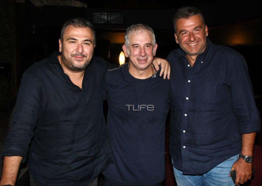 Οι celebrities στην θεατρική πρεμιέρα του Πέτρου Φιλιππίδη [pics] | tlife.gr