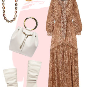 To lux 70's φόρεμα