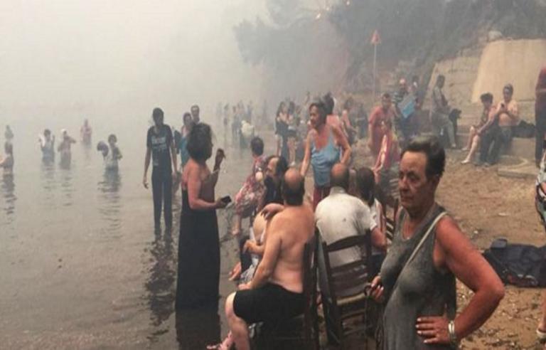 «Θεέ μου συγχώρεσέ με!» – «Δεν θα αντέξω μαμά!» – Ανατριχιαστικές μαρτυρίες επιζώντων από τη φωτιά στο Μάτι | tlife.gr