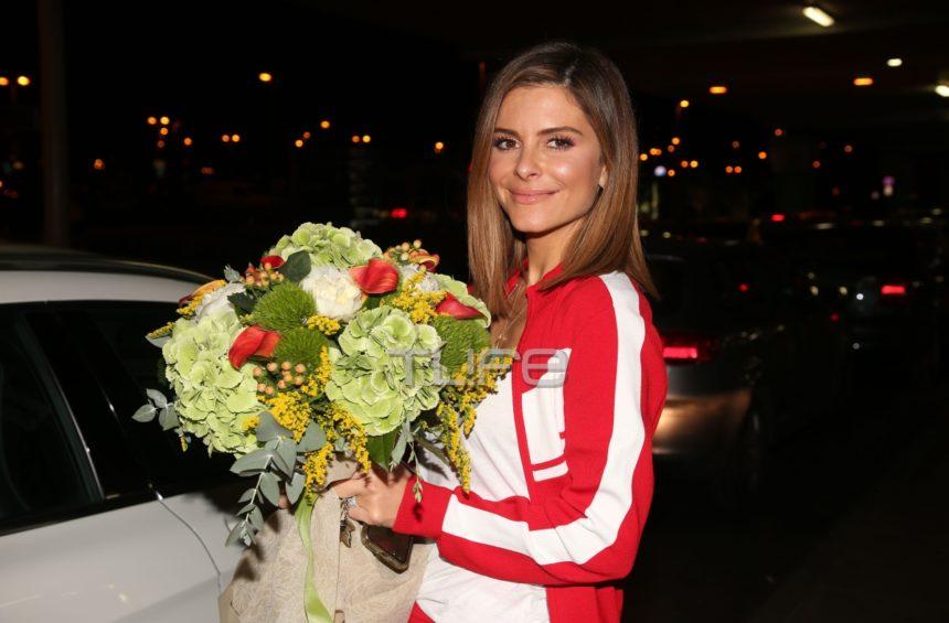 Έφθασε στην Ελλάδα η Maria Menounos – Το Σάββατο παντρεύεται στην Αρκαδία [pics] | tlife.gr