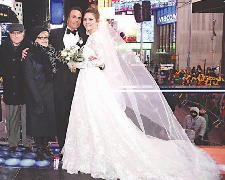 Maria Menounos: Αυτή είναι η αναγγελία του θρησκευτικού της γάμου! [pic] | tlife.gr