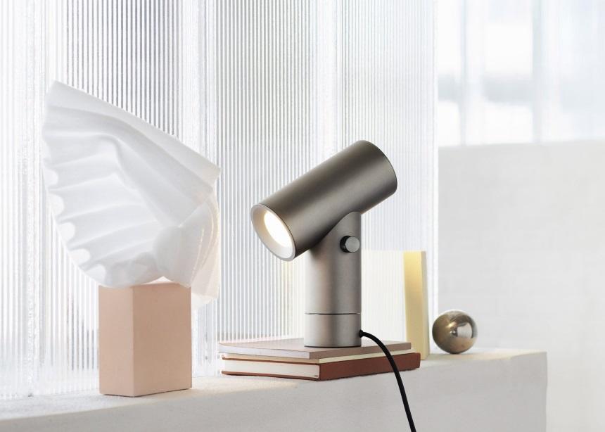 Beam light: Ένα minimal και stylish φωτιστικό με ιδιαίτερες… ικανότητες | tlife.gr