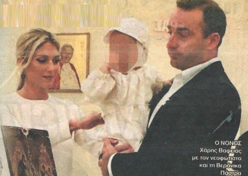 Παραμυθένια βαφτίσια στο Μονακό για τον γιο του Mr Nammos!   tlife.gr