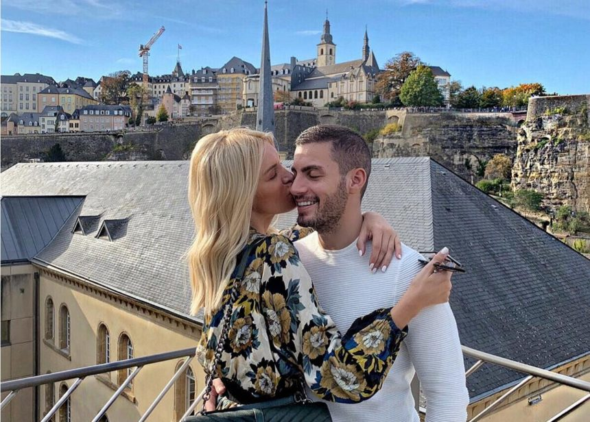 Κατερίνα Καινούργιου: Ρομαντική απόδραση στο Λουξεμβούργο με το αγόρι της! [pics]   tlife.gr