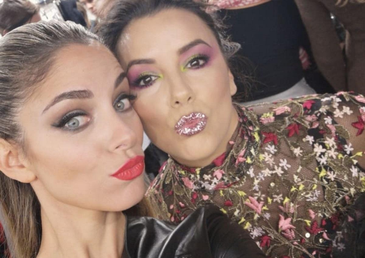 Δούκισσα Νομικού: Η selfie με την Eva Longoria και τα κοινά βιώματα της μητρότητας! | tlife.gr