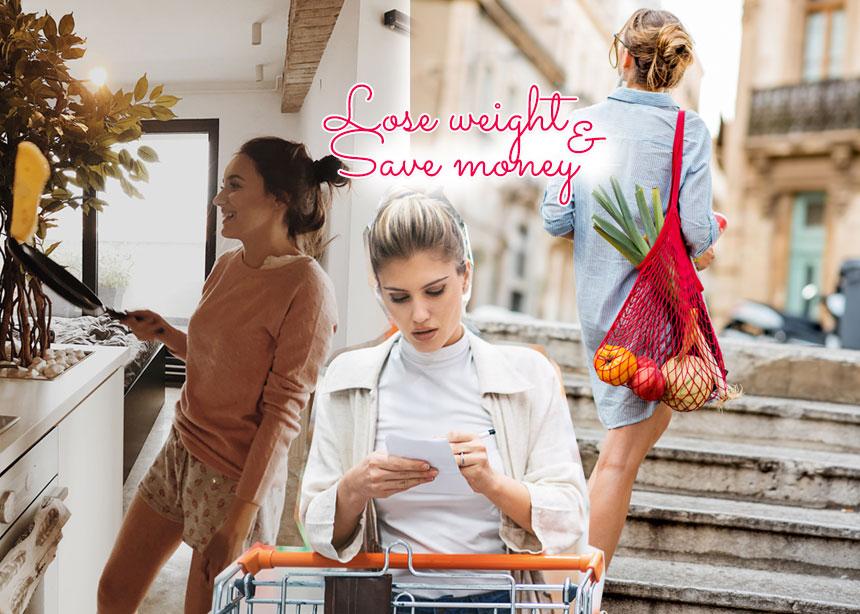 Έξυπνες συμβουλές για να χάνεις κιλά… και όχι χρήματα! | tlife.gr