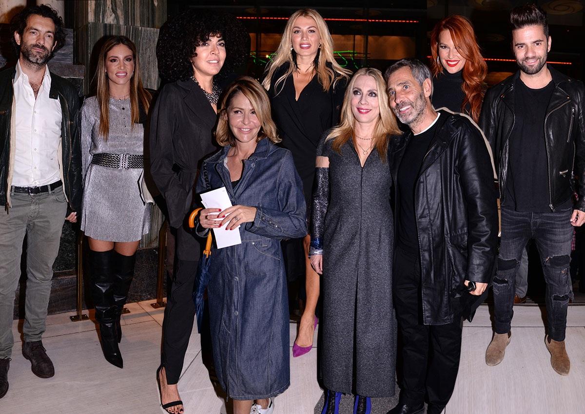 """Όλη η ελληνική showbiz στην πρεμιέρα της παράστασης """"Oι μάγισσες της Σμύρνης"""" στο Παλλάς! Φωτογραφίες"""