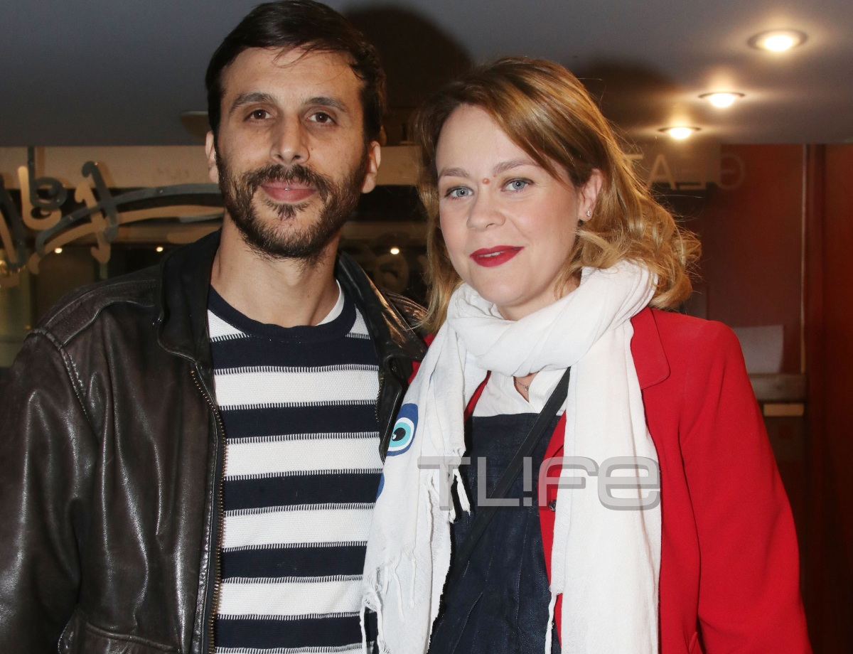 Λένα Παπαληγούρα: Βραδινή έξοδος με τον σύζυγό της λίγο πριν έρθει το μωρό τους! [pics] | tlife.gr