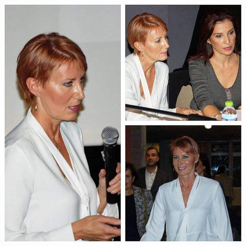 Nατάσα Παζαΐτη: Το ανανεωμένο look και οι συμβουλές για την αποφυγή του καρκίνου του μαστού! [pics]   tlife.gr