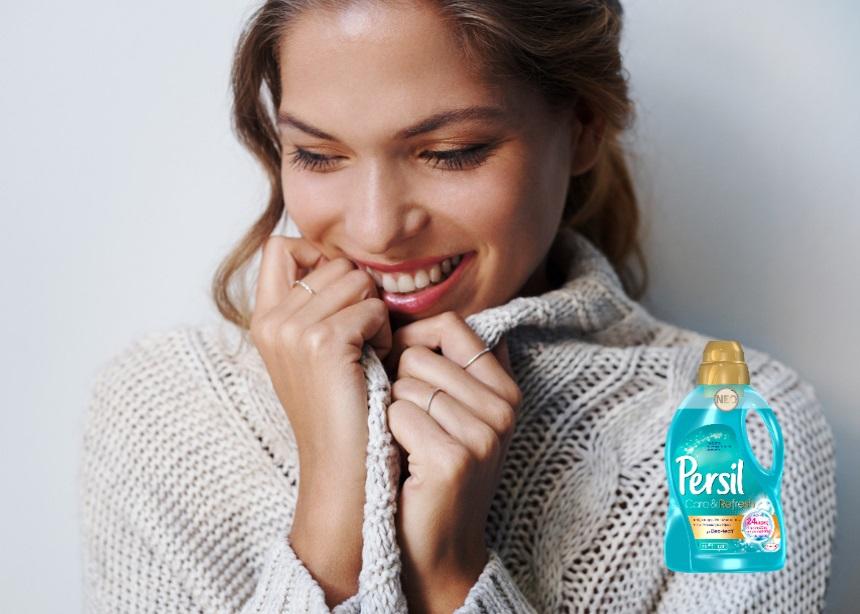 Νέο Persil Care & Refresh: Το πρώτο απορρυπαντικό Persil που εξουδετερώνει τις δυσάρεστες οσμές…