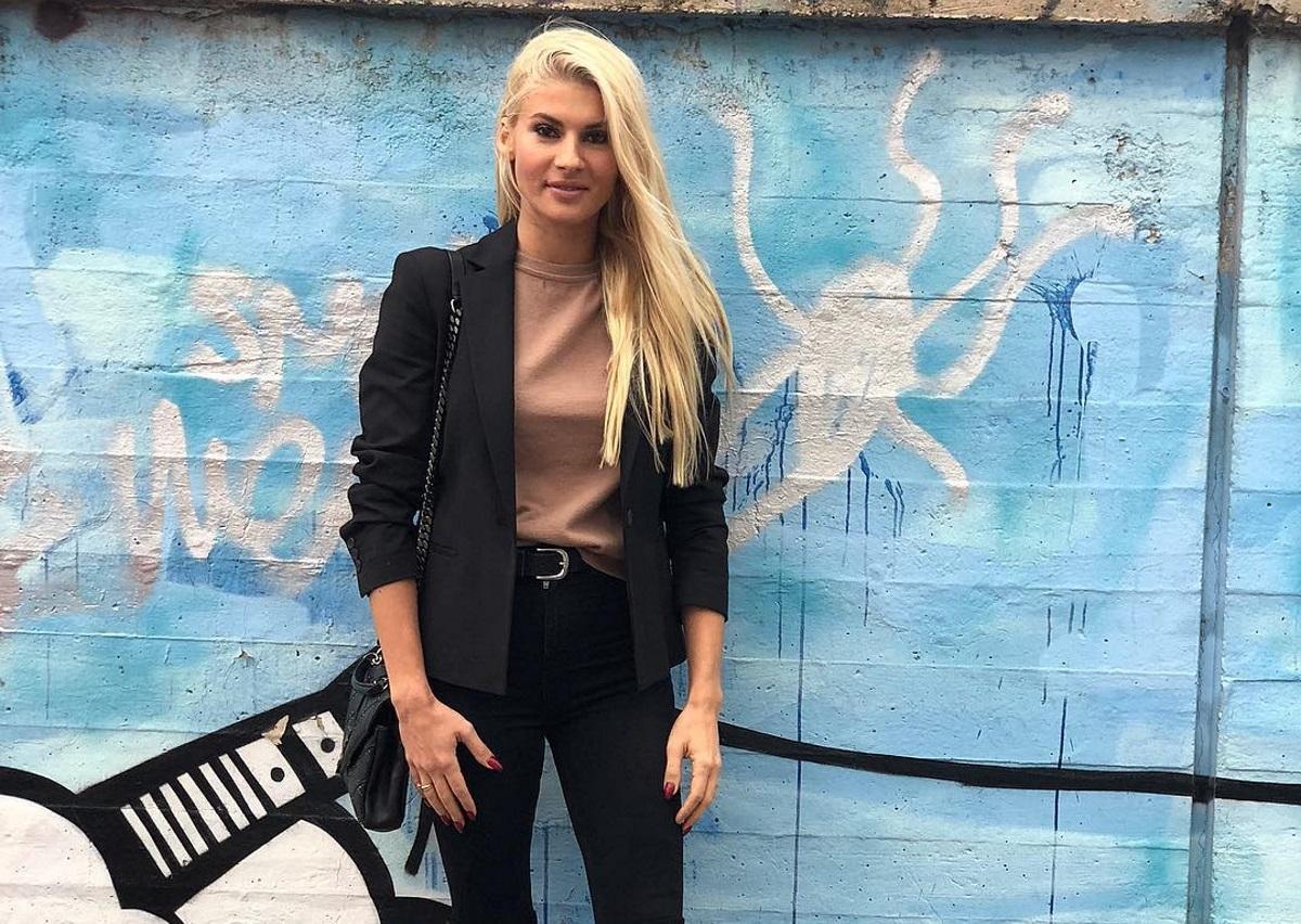 Όλγα Πηλιάκη: Οι πρόβες της στον χορό ανεβάζουν το θερμόμετρο στα ύψη! Video | tlife.gr