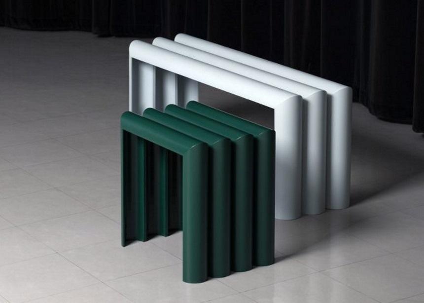 Pipe Collection: Η εντυπωσιακή συλλογή επίπλων που δημιουργήθηκε από σωλήνες… αποχέτευσης | tlife.gr