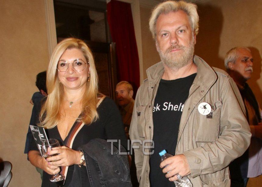 Χριστίνα Πολίτη – Κώστας Σπυρόπουλος: Παντού μαζί! Η θεατρική βραδιά και η διασκέδαση σε νυχτερινό κέντρο [pics]   tlife.gr