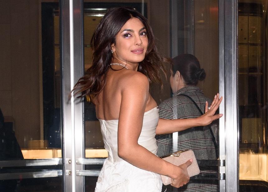 Το glam look της Priyanka Chopra στο pre wedding party της… θα το ζήλευε ακόμα και η Audrey Hepburn | tlife.gr