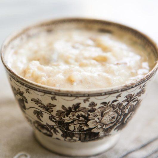 Κρεμώδες ρυζόγαλο με άρωμα βανίλιας και κανέλα | tlife.gr