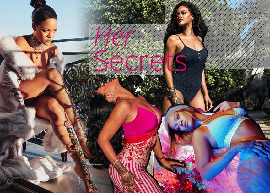 Θέλεις τους τέλειους γλουτούς; Η Rihanna προτείνει αυτές τις ασκήσεις που μπορείς να κάνεις σπίτι σου | tlife.gr