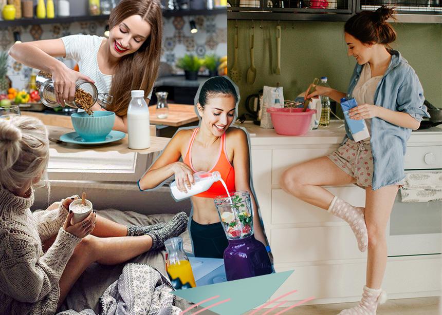 Τα ιδανικά ροφήματα αν θέλεις να αντικαταστήσεις το γάλα σου!   tlife.gr