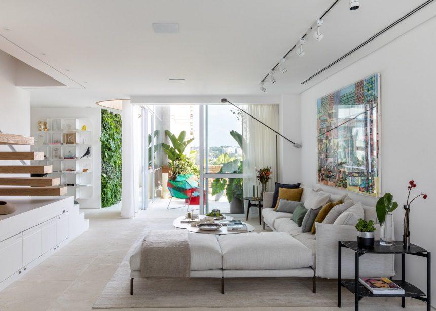 Salvador Cardoso Apartment: Η σύγχρονη Βραζιλία μέσα από τους χώρους ενός πολυτελούς διαμερίσματος | tlife.gr