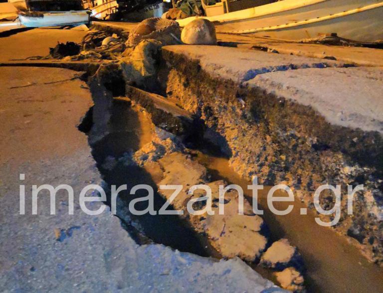 Σεισμός στη Ζάκυνθο – 6,4 Ρίχτερ συγκλόνισαν το νησί – Ζημιές και ισχυροί μετασεισμοί | tlife.gr